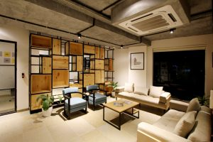 Aircon Apartment Architectural Design